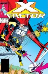 Marvel - True Believers X-Men Rictor # 1