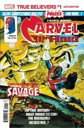 Marvel - True Believers X-Men Saturnyne # 1