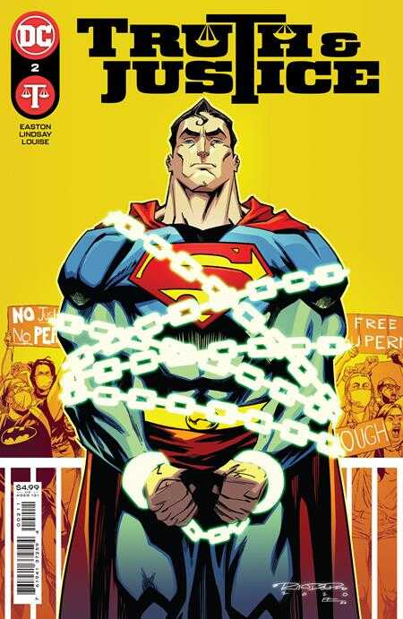 DC - TRUTH & JUSTICE # 2 CVR A KHARY RANDOLPH