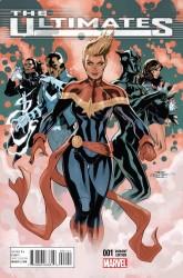 Marvel - Ultimates # 1 1:25 Dodson Variant
