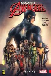 Gerekli Şeyler - Uncanny Avengers Birlik Cilt 3 İç Savaş II
