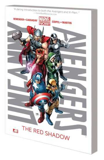 Marvel - Uncanny Avengers Vol 1 Red Shadow TPB
