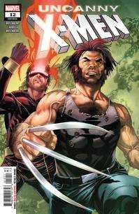 Marvel - Uncanny X-Men (2018) # 12