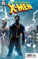 Marvel - Uncanny X-Men (2018) # 14