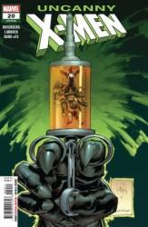 Marvel - Uncanny X-Men (2018) # 20