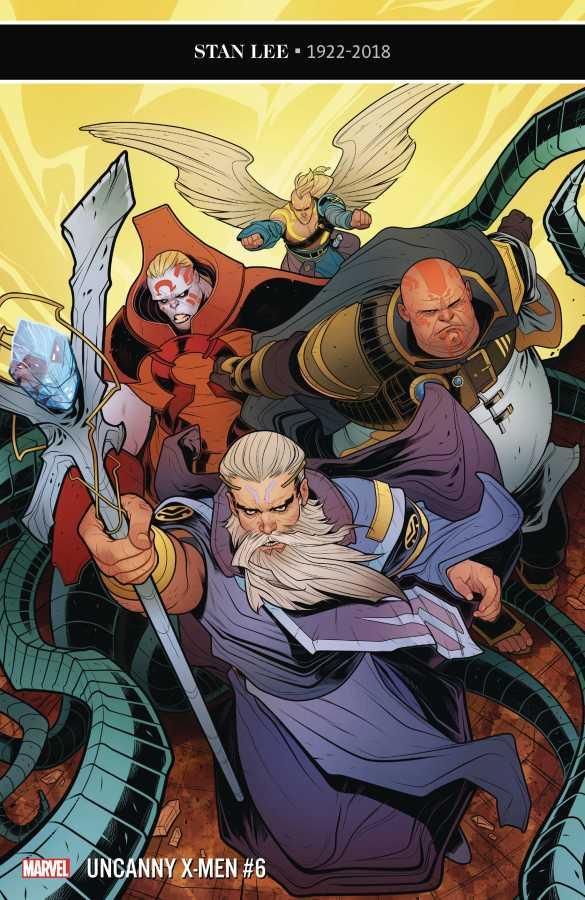 Marvel - Uncanny X-Men (2018) # 7