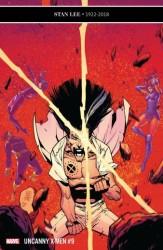 Marvel - Uncanny X-Men (2018) # 9
