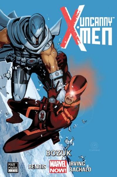 Marmara Çizgi - Uncanny X-Men Cilt 2 Bozuk