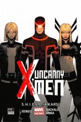 Marmara Çizgi - Uncanny X-Men Cilt 4 SHIELD'a Karşı