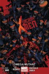 Marmara Çizgi - Uncanny X-Men Cilt 5 Omega Mutant