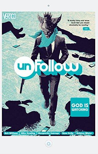 Vertigo - Unfollow Vol 2 God Is Watching TPB