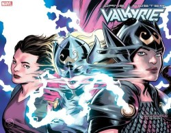 Marvel - Valkyrie Jane Foster # 3 Lopez Immortal Wraparound Variant