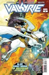 Marvel - Valkyrie Jane Foster # 3
