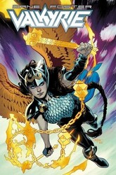 Marvel - Valkyrie Jane Foster Vol 1 The Sacred And The Profane TPB