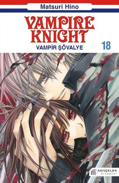 Akılçelen - Vampire Knight - Vampir Şövalye Cilt 18