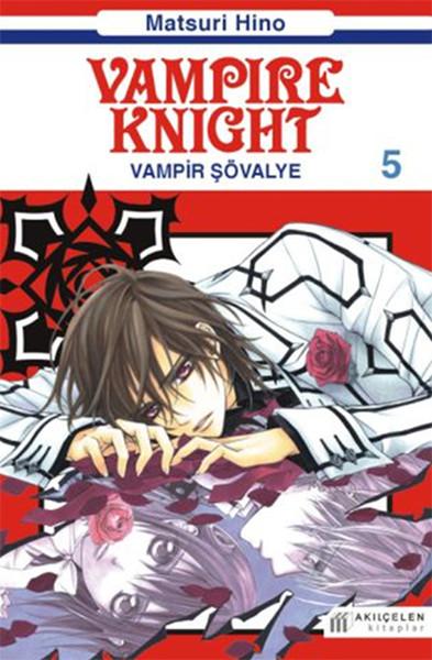 Akılçelen - Vampire Knight - Vampir Şövalye Cilt 5