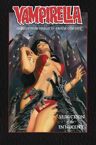Dynamite - Vampirella Vol 1 Seduction Of The Innocent TPB