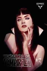 Dynamite - Vengeance Of Vampirella # 3 B Oliver Cover