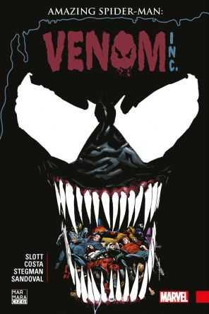 Marmara Çizgi - Venom Inc