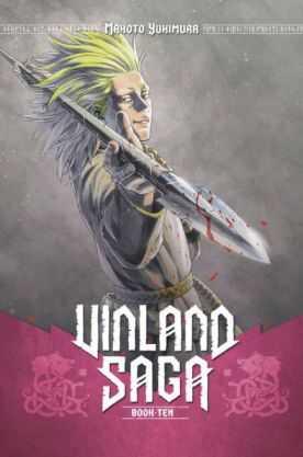 Kodansha - Vinland Saga Vol 10 HC