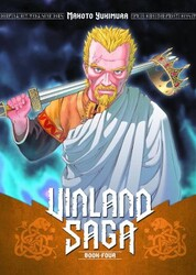 Kodansha - Vinland Saga Vol 4 HC