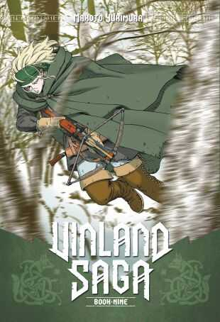 Kodansha - Vinland Saga Vol 9 HC