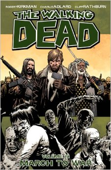Image - Walking Dead Vol 19 March to War TPB