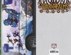 Marvel - War Of Realms # 3 Horn Variant