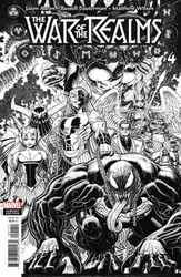 Marvel - War Of Realms # 4 1:200 Art Adams Variant