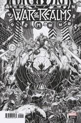 Marvel - War Of Realms # 5 1:200 Art Adams Variant