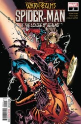 Marvel - War Of Realms Spider-Man & League Of Realms # 2