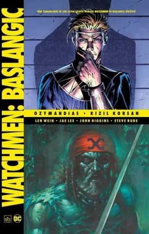 İthaki - Watchmen Başlangıç Ozymandias Kızıl Korsan