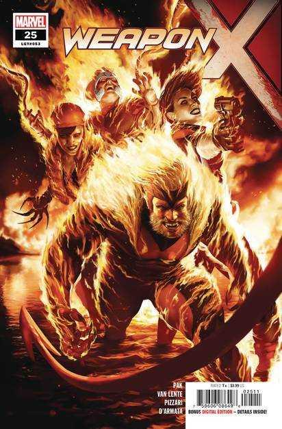 Marvel - Weapon X # 25