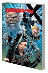 Marvel - Weapon X Vol 1 Weapons Of Mutant Destruction Prelude TPB