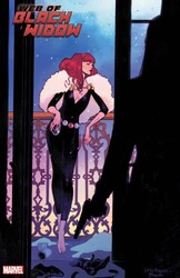 Marvel - Web Of Black Widow # 5 1:25 Pichelli Variant