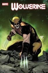 Marvel - Wolverine (2020) # 1 1:25 Silva Variant