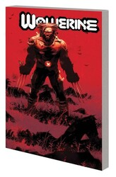 Marvel - WOLVERINE BY BENJAMIN PERCY VOL 1 TPB