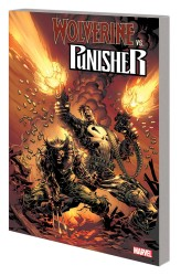 Marvel - Wolverine Vs Punisher TPB