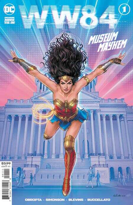 DC - Wonder Woman 1984 # 1 (ONE SHOT)