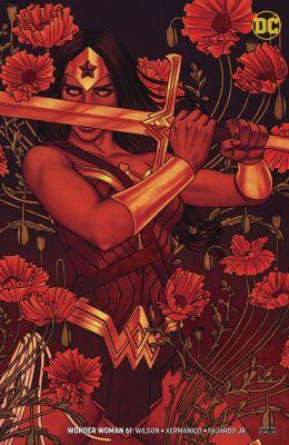 Wonder Woman # 61 Variant