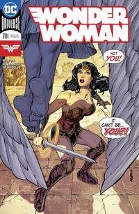 Wonder Woman # 70