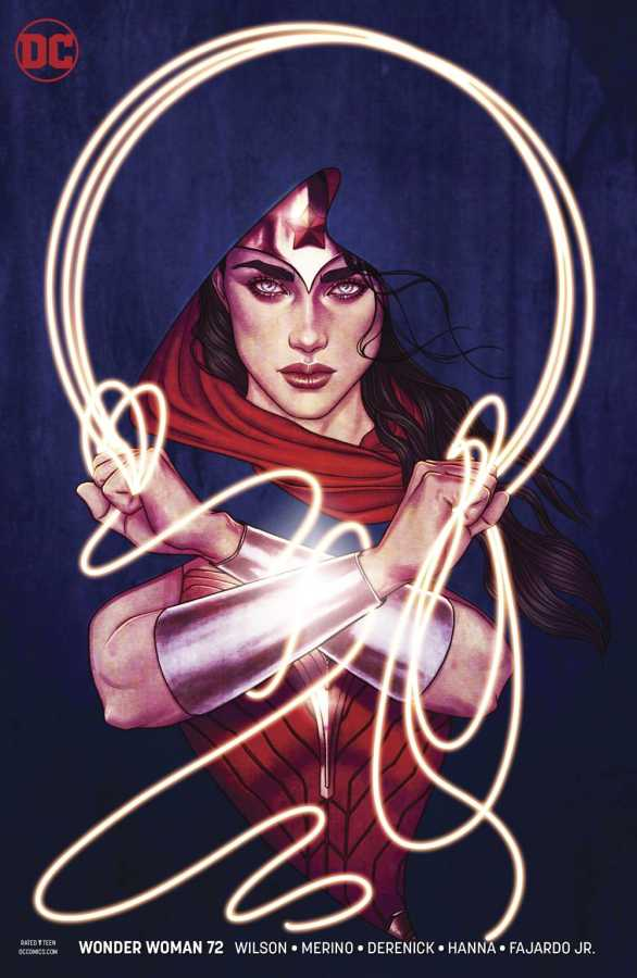 DC - Wonder Woman # 72 Variant