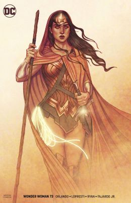 Wonder Woman # 73 Variant