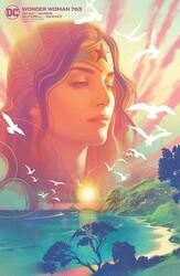 DC - Wonder Woman # 763 Joshua Middleton Variant