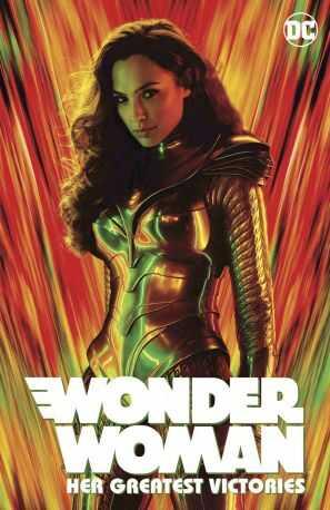 DC - Wonder Woman Her Greatest Victories TPB