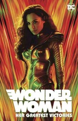 DC - Wonder Woman Her Greatest Victories TPB