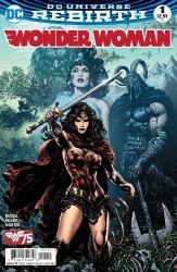 DC - Wonder Woman # 1