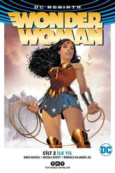 YKY - Wonder Woman (Rebirth) Cilt 2 İlk Yıl