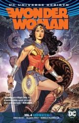 DC - Wonder Woman (Rebirth) Vol 4 Godwatch TPB