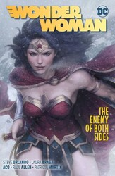 DC - Wonder Woman (Rebirth) Vol 9 The Enemy Of Both Sides TPB